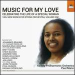 Music for My Love: Celebrating the Life of a Special Woman, Vol. 1