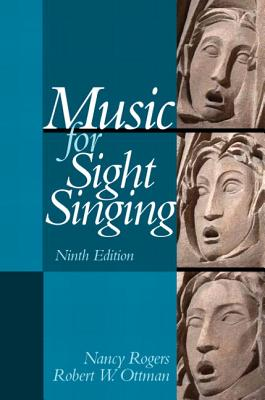Music for Sight Singing Plus MySearchLab with Pearson EText - Ottman, Robert W.