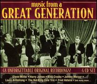 Music from a Great Generation - Various Artists