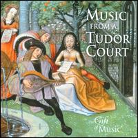 Music from a Tudor Concert - Lynda Sayce (lute); Matthew Spring (lute)