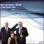 Music from America & Abroad for Oboe, Bassoon & Piano