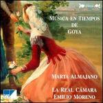 Music in the time of Goya
