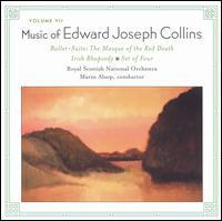 Music of Edward Joseph Collins, Vol. 7 - Royal Scottish National Orchestra; Marin Alsop (conductor)