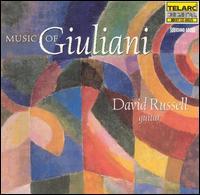 Music of Giuliani - David Russell (guitar)