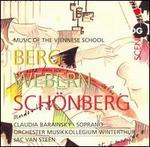 Music of the Viennese School: Berg, Webern, Sch�nberg