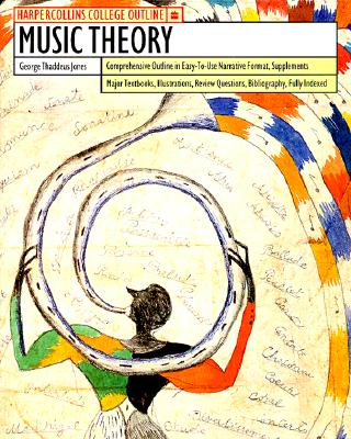Music Theory - Jones, George Thaddeus