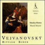 Musica Florea play Vejvanovský, Rittler, Biber
