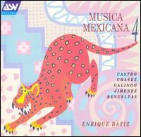 Musica Mexicana, Vol. 4 - Alfredo Sanchez Oviedo (guitar); Cecilia Lopez (guitar); Eva Suk (piano); Jesús Ruiz (guitar); Juan Reves (guitar);...
