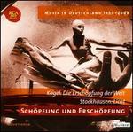 Musik in Deutschland 1950-2000, Vol. 135: Musiktheater: Oper Sch�pfung und Ersch�pfung