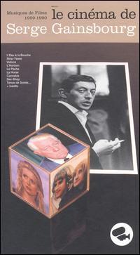 Musiques de Films 1959-1990 - Serge Gainsbourg