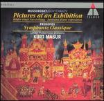 Mussorgsky/Gortchakov: Pictures at an Exhibition; Prokofiev: Symphonie Classique