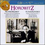Mussorgsky: Pictures at an Exhibation; Tchaikovsky: Piano Concerto No. 1