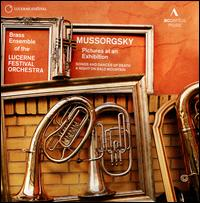 Mussorgsky: Pictures at an Exhibition - Lucerne Festival Orchestra Brass Ensemble; Lutz Kohler (conductor)
