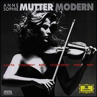 Mutter Modern - Anne-Sophie Mutter (violin); Phillip Moll (piano)