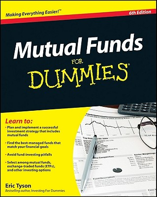 Mutual Funds for Dummies - Tyson, Eric, MBA