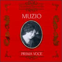 Muzio - Claudia Muzio (soprano); Francesco Merli (tenor)