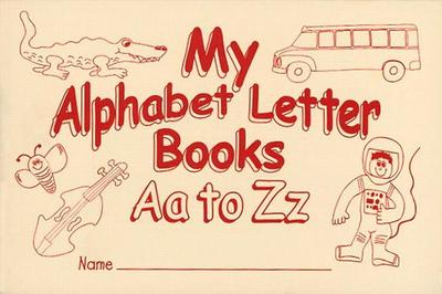 My Alphabet Letter Bks AA-ZZ Stdnt Wkbk - Brown, Roberta Seckler, and Carey, Susan