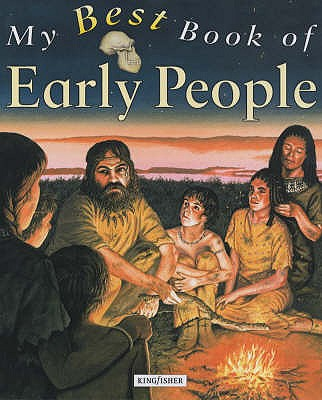 My Best Book of Early People - Hynes, Margaret