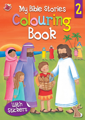 My Bible Stories Colouring Book 2 - Barnard, Lucy (Illustrator), and David, Juliet