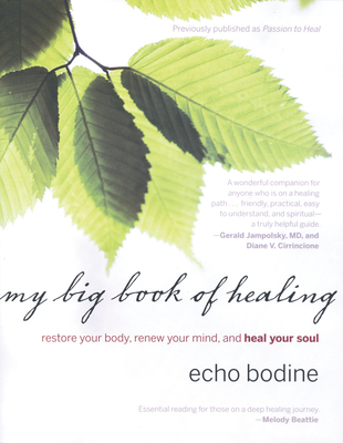 My Big Book of Healing: Restore Your Body, Renew Your Mind, and Heal Your Soul - Bodine, Echo
