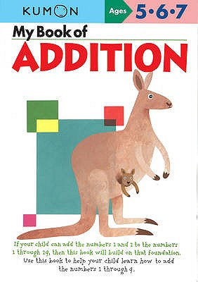 My Book Of Addition - Kumon