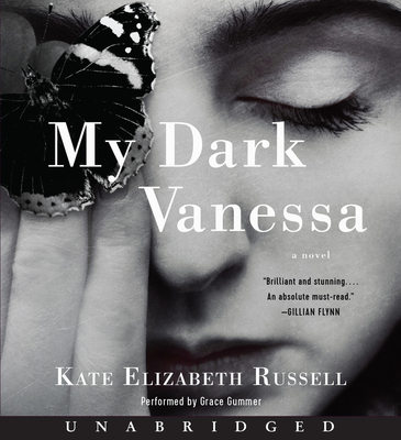 My Dark Vanessa CD - Russell, Kate Elizabeth, and Gummer, Grace (Read by)