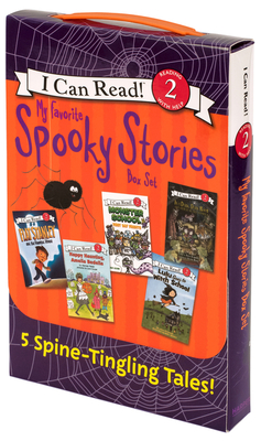 My Favorite Spooky Stories Box Set: 5 Silly, Not-Too-Scary Tales! - Various