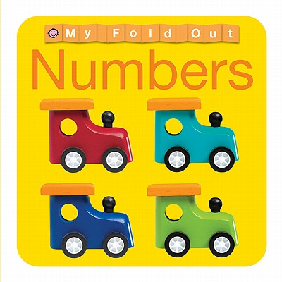 My Fold Out Books Numbers - Priddy, Roger