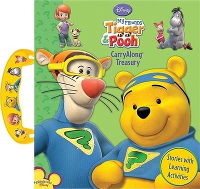 My Friends Tigger & Pooh CarryAlong Treasury - Hamilton, Tisha (Adapted by)