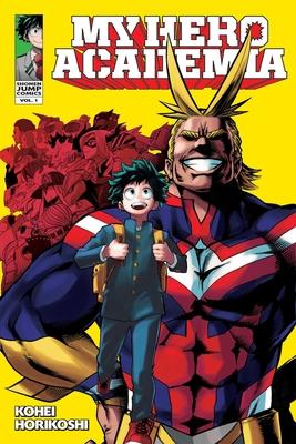 My Hero Academia, Vol. 1 - Horikoshi, Kohei