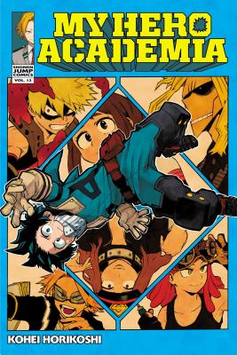 My Hero Academia, Vol. 12 - Horikoshi, Kohei