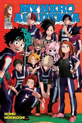My Hero Academia, Vol. 4 - Horikoshi, Kohei