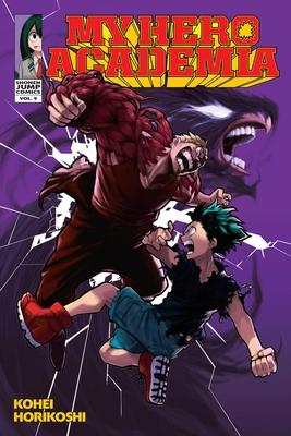 My Hero Academia, Volume 9 - Horikoshi, Kohei