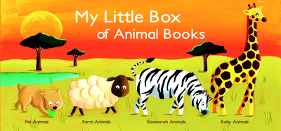 My Little Box of Animal Books -