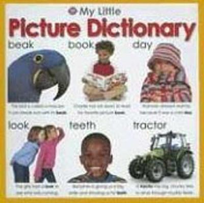 My Little Picture Dictionary - Priddy, Roger