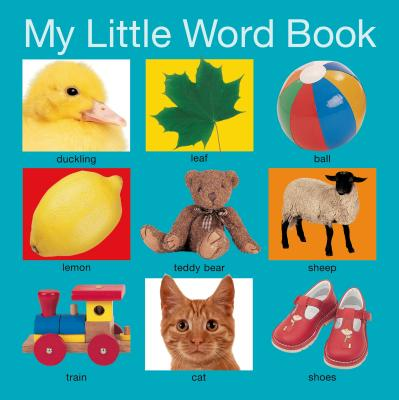 My Little Word Book - Priddy, Roger