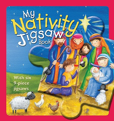 My Nativity Jigsaw Book - Goodings, Christina