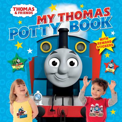 My Thomas Potty Book (Thomas & Friends) - Random House