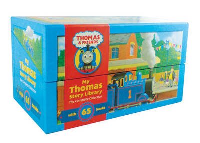 My Thomas Story Library: The Complete Collection -