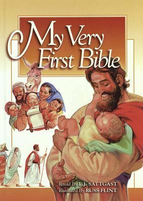 My Very First Bible - Sattgast, Linda J