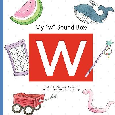 "My ""w"" Sound Box - Moncure, Jane Belk"