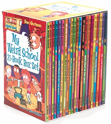My Weird School 21-Book Boxed Set - Gutman, Dan