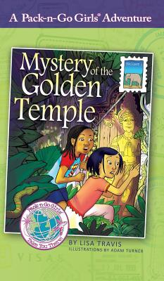 Mystery of the Golden Temple: Thailand 1 - Travis, Lisa, Professor, and Diller, Janelle (Editor)