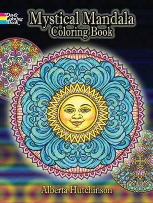 Mystical Mandala Coloring Book - Hutchinson, Alberta