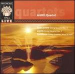 Nancarrow, Ligeti, Dutilleux: String Quartets - Arditti Quartet