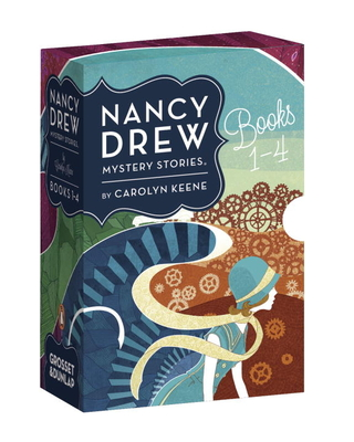 Nancy Drew Mystery Stories Books 1-4 - Keene, Carolyn