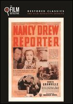 Nancy Drew, Reporter - John Langan; William B. Clemens