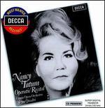 Nancy Tatum: Operatic Recital