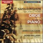Napol�on Coste: Works for Oboe & Piano