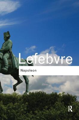 Napoleon - Lefebvre, Georges, Professor